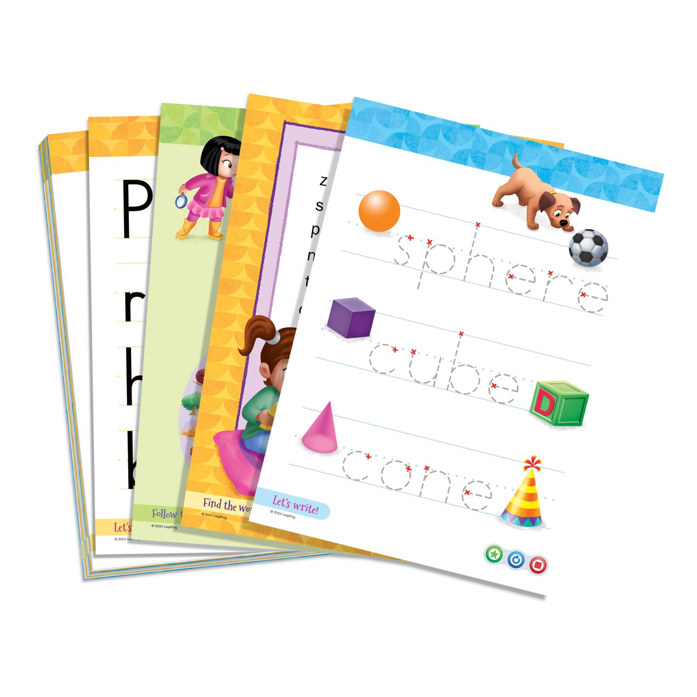 Get Ready for Kindergarten LeapReader Bundle